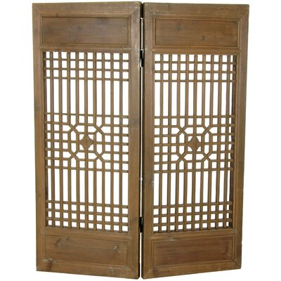 Reticulated Tracery Room Divider