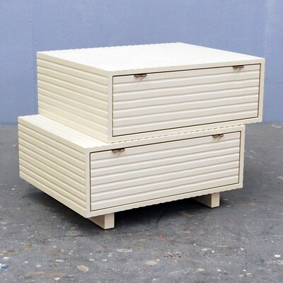 Jeb Jones Stacking 2 Drawer Dresser