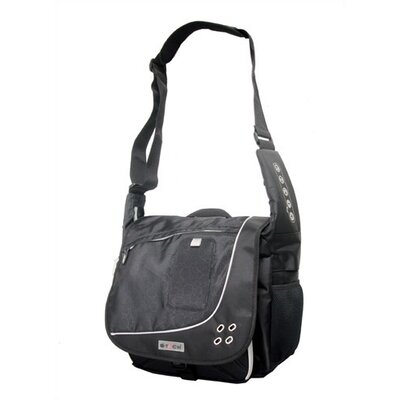 G-Tech by GOODHOPE Bags Professional iPod Speaker Messenger Bag