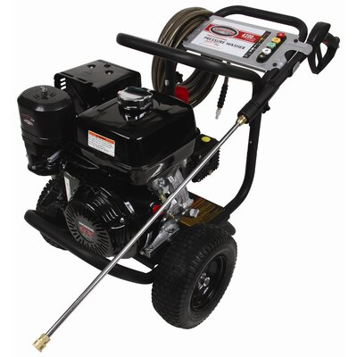 Simpson Power Shot 4200 PSI Commercial Gas Pressure Washer