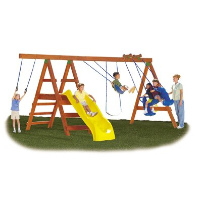 Swing-n-Slide Ready to Build Custom Pioneer DIY Swing Set Hardware Kit - Project 250