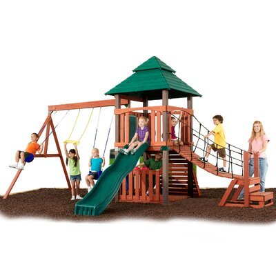 Swing-n-Slide Sherwood Tower Swing Set