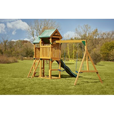 Swing-n-Slide Lindley Swing Set