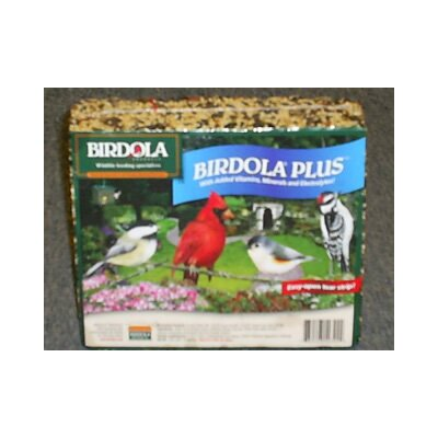 Birdola Products Birdola Plus Cake Wild Bird