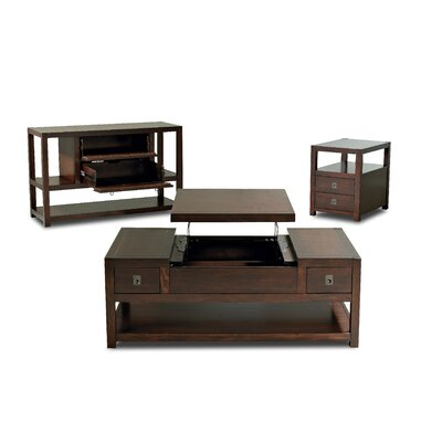 Klaussner Furniture Trenton Coffee Table Set