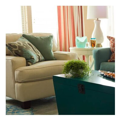 Klaussner Furniture Hero Cotton Chair