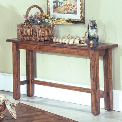 Parker House Furniture Console Table