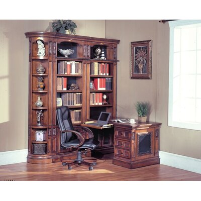 Parker House Furniture DaVinci Corner L-Shape Desk Office Suite