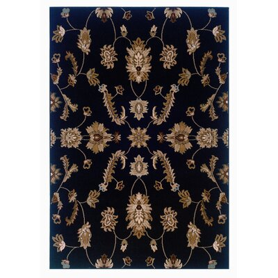 LR Resources Adana Black Rug