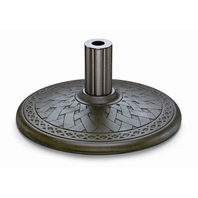 Telescope Casual Cast Aluminum Market Umbrella Base