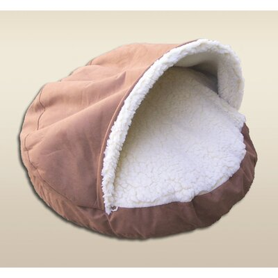 Snoozer Pet Products Cozy Cave Pet Bed in Poly Cotton