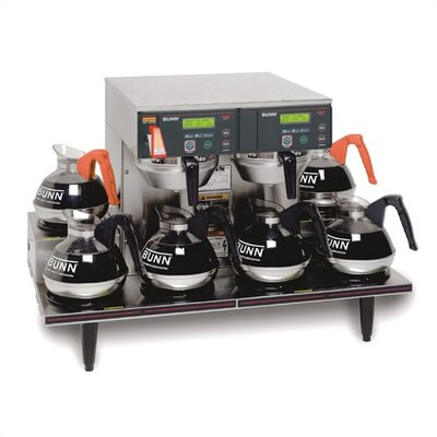 Axiom 0/6 Automatic Twin Coffee Brewer