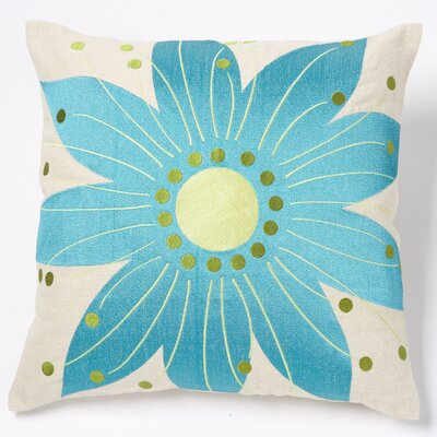 emma at home by Emma Gardner Oahu Linen Pillow