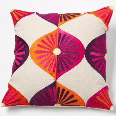 emma at home by Emma Gardner Sunshine Royal Fans Pillow