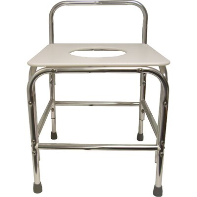 Bariatric Shower Stool with Back
