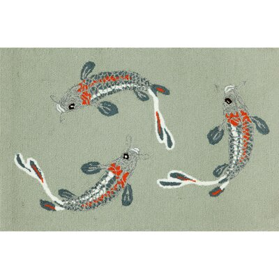 Frontporch Koi Fish Rug