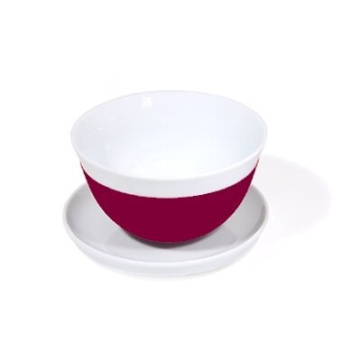 KAHLA Touch! Bowl with Saucer