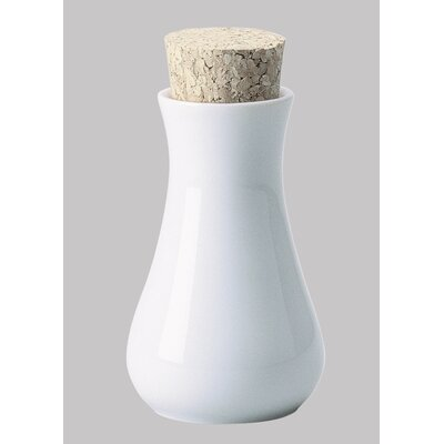 KAHLA Five Senses White 2.7 Oz Spice Jar