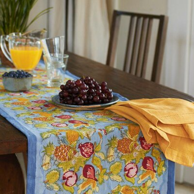 Tutti Frutti Table Runner