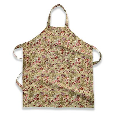 Couleur Nature Winter Garden Wreath Apron