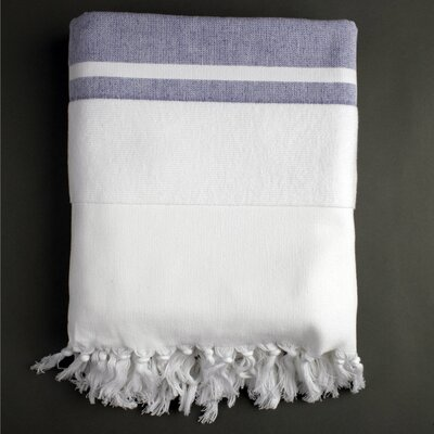 Nine Space Soft Terry Fouta Bath Towel