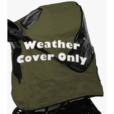 Stroller Weather Cover for Jogger Pet Stroller