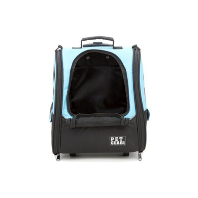 Pet Gear I-GO2 Traveler Pet Carrier in Ocean Blue