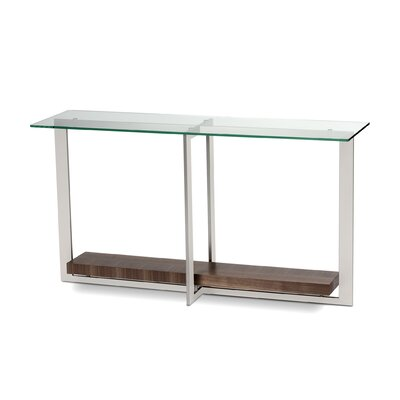 BDI Traverse Console Table