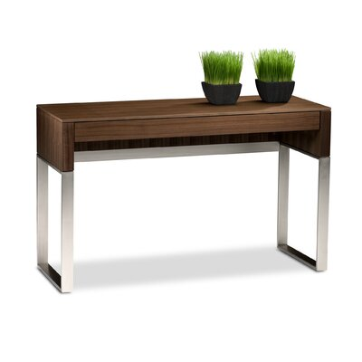 BDI USA Cascadia Console Table with Drawer