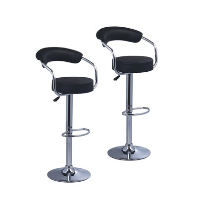 Pangea Home Bonny Bar Stool (Set of 2)