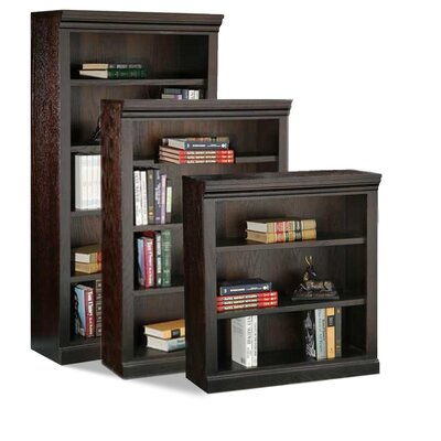 Alco Furniture International 3 Shelf Wood Bookcase