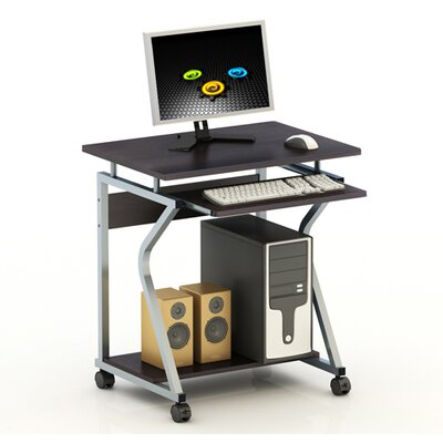 Merax Laptop Computer Desk with Compact Design