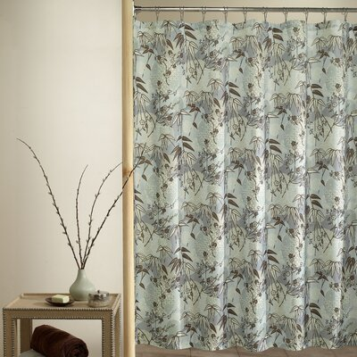 m.style Kiko Poly Shower Curtain