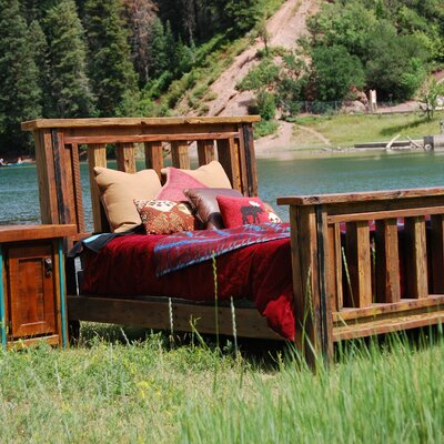Timber Designs Cascade Springs Slat Bed