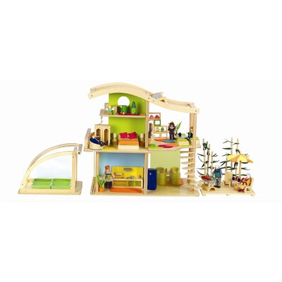 HaPe Bamboo Sunshine Dollhouse