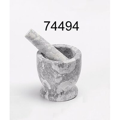 Creative Home The Byzantine Marble Mortar and Pestle in Fossil