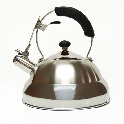 Creative Home Saturn 2.8-qt. Whistling Tea Kettle