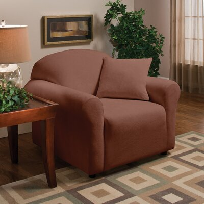 Madison Home Stretch Microfleece Chair Slipcover