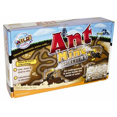 Wild Science Wild Science Ant Mine