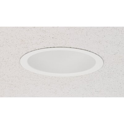 "Lightolier Lytecaster 5"" Horizontal Wet Location Opal Reflector Trim"