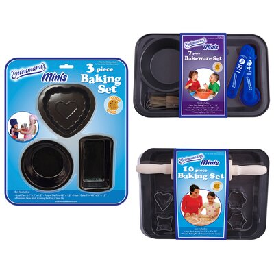 20 Piece Mini Baking Set