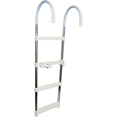 Unified Marine Four Step Ladder
