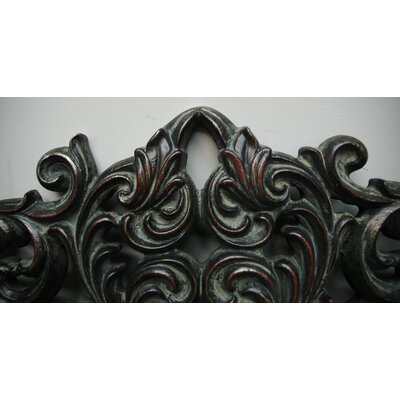 Imagination Mirrors Mink Daisy Wall Décor Art in Dark Mink
