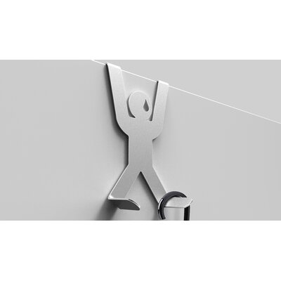 Molla Space, Inc. Double Hands Door hanger