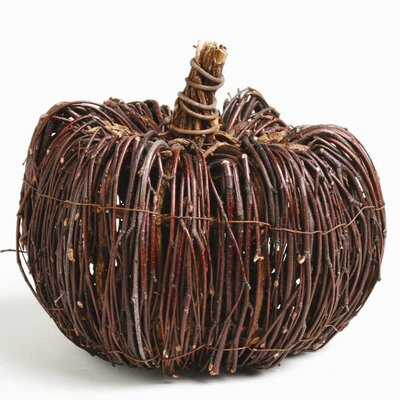 TAG Foxy Fall Vine Pumpkin