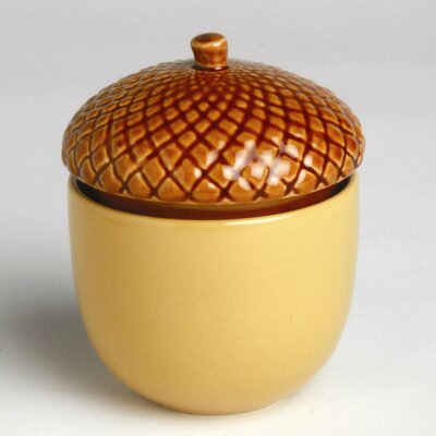 TAG Foxy Fall Acorn Filled Candlepot
