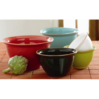 TAG Glazed Mixing Bowl (Set of 5)