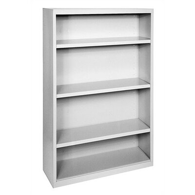 Sandusky Cabinets 52&quot; H Four Shelf Bookcase