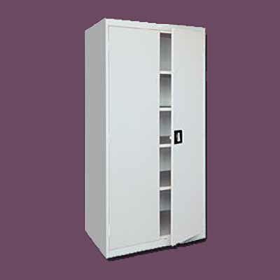 Sandusky Cabinets Elite Series Deep Storage Cabinet with Optional Mobile Base
