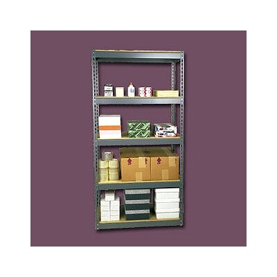 Sandusky Cabinets Extra Heavy Duty Boltless Storage Shelves (Wide Model)